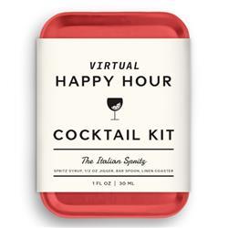 W P virtual cocktail kit