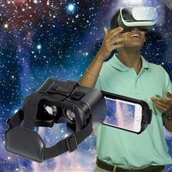 Virtual Reality Smartphone Headset