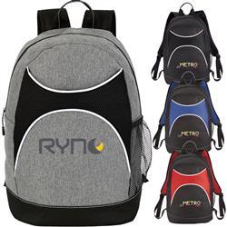 Vista Backpack Custom Printed
