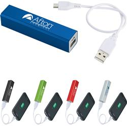 Volt Aluminum Power Bank - 2200 mAh