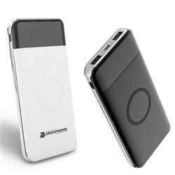 Wireless Charger with Power Bank - 10,000 mAh