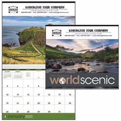 World Scenic Photos Executive Custom Calendars