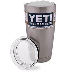 YETI Rambler Tumbler Travel Mug 20 ounce