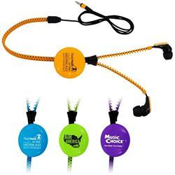 Zipper Earbuds